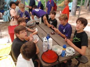 Camp life Tuckahoe